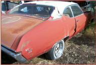 1969 Buick California GS 400 2 Door Coupe For Sale right rear view