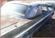 1964 Chevrolet Impala SS Super Sport 2 Door Hardtop right rear view