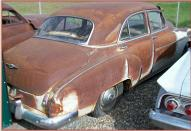1949 Chevrolet Styleline Deluxe 4 Door Sedan For Sale right rear view