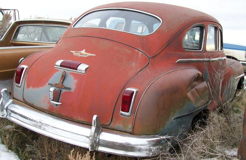 1948 Desoto Custom 4 Door Sedan For Sale