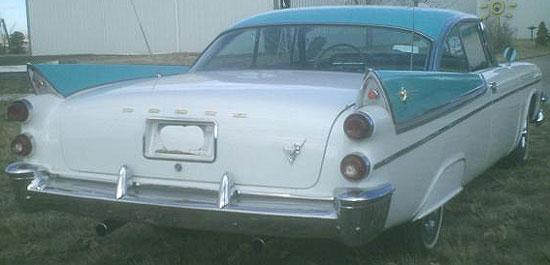 1957 dodge custom royal lancer 2 door hardtop for sale for 1957 dodge 2 door hardtop