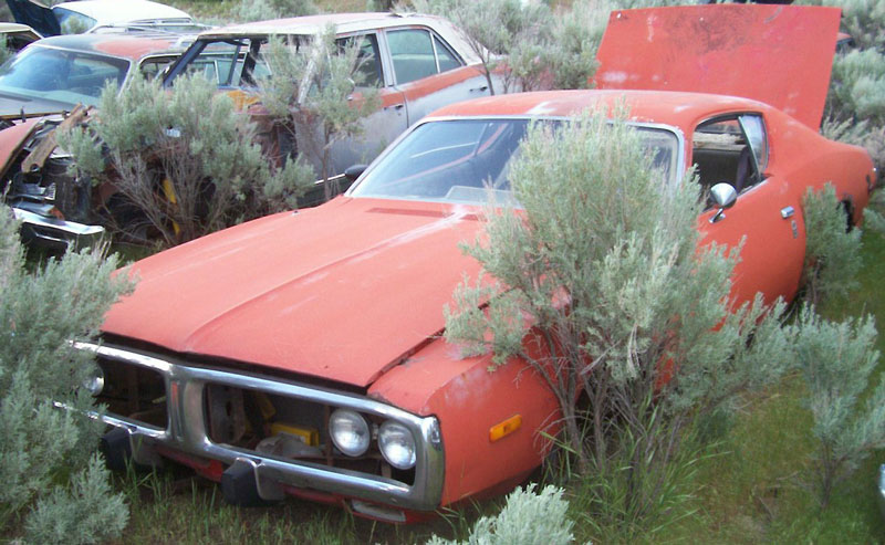1972 Dodge Charger 2 Door Hardtop Coupe For Sale