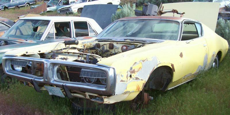 1972 Dodge Charger SE 2 Door Hardtop 400 V-8 For Sale