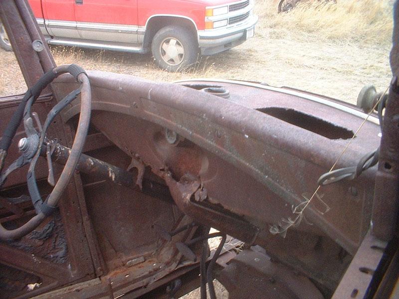 1931 Ford Model A Slant Window Steel Body 4 Door Sedan For Sale