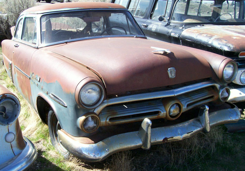 1952 ford customline 2 door post sedan for sale