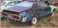 1974 Dodge Charger 2 Door Hardtop For Sale right rear view