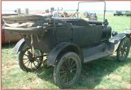 1917 Ford Model T 3 Door 5 Passenger Touring Car For Sale right rear view