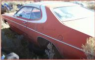 1973 Dodge Dart Sport 2 Door Hardtop left rear side view