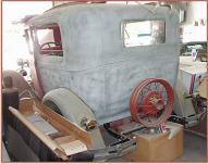 1930 Ford Model A 2 Door Sedan For Sale $8,000 left rear view