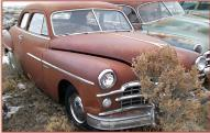 1949 Dodge Coronet Club Coupe 2 Door Sedan For Sale $4,500 right front view