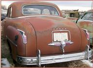 1949 Dodge Coronet Club Coupe 2 Door Sedan For Sale left rear view
