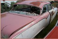 1955 Dodge Royal Lancer 2 Door Hardtop For Sale $4,500 right rear view
