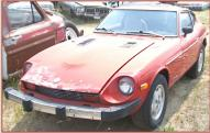 1978 Nissan Toyota 280X Model 2ZX Sports Car For Sale left front view