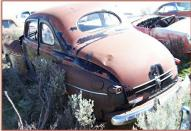 1946 Ford Super Deluxe 5 Window Coupe Sedan For Sale left rear view