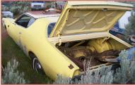 1972 Dodge Charger SE 2 Door Hardtop 400 V-8 For Sale left rear view