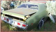 1971 Dodge Charger WH23 2 Door Hardtop For Sale right rear view
