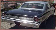 1963 1/2 Ford Galaxie 500 2 Door Hardtop 427 V-8 For Sale $19,000 right rear view
