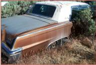 1965 Chrysler Imperial Crown Coupe 2 Door Hardtop right rear view
