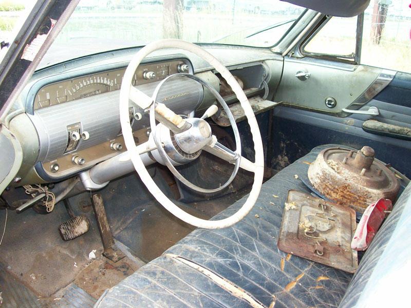 1954 Lincoln Capri 4 Door Sedan For Sale