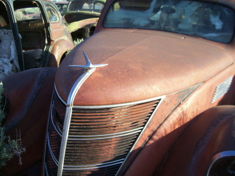 1937 Lincoln Zephyr Sedan Custom Pickup For Sale