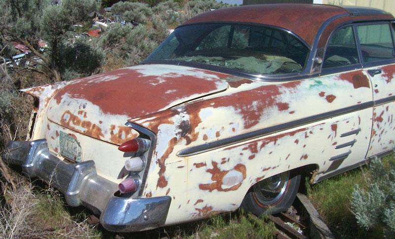 1954 Mercury Monterey Sun Valley 2 Door Hardtop For Sale