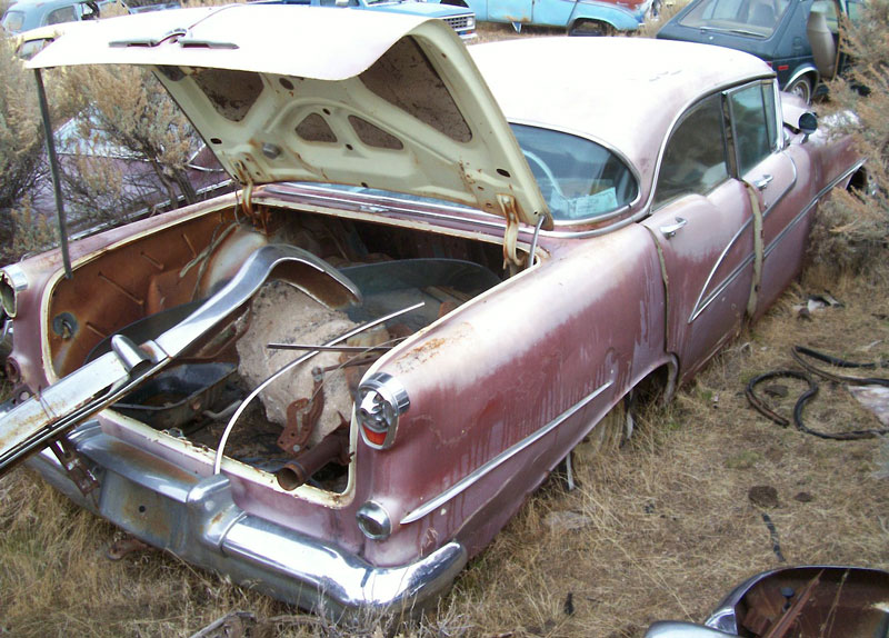 1955 oldsmobile ninety eight 98 4 door holiday hardtop for for 1955 oldsmobile 4 door hardtop