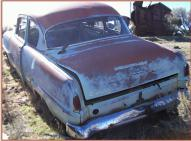 1953 Plymouth Cranbrook 2 Door Club Coupe Sedan For Sale left rear view