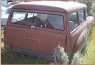 1952 Plymouth Concord Savoy Suburban 2 Door Station Wagon For Sale right rear view