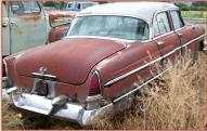 1954 Lincoln Capri 4 Door Sedan For Sale right rear view