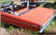 1967 Ford Fairlane 500XL Convertible For Sale left rear view