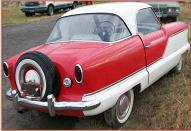 1959 Nash Metropolitan 2 Door Hardtop For Sale right rear view