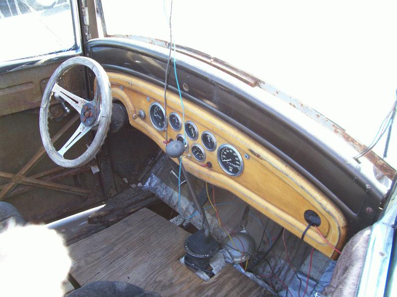 Studebaker Standard Four Door Sedan Old School Rat Rod For Sale