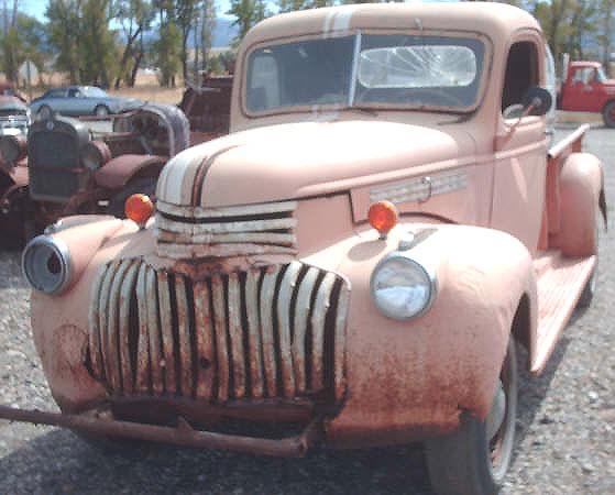 1941 Chevrolet Model AK Light Delivery 1/2 Ton Pickup Truck