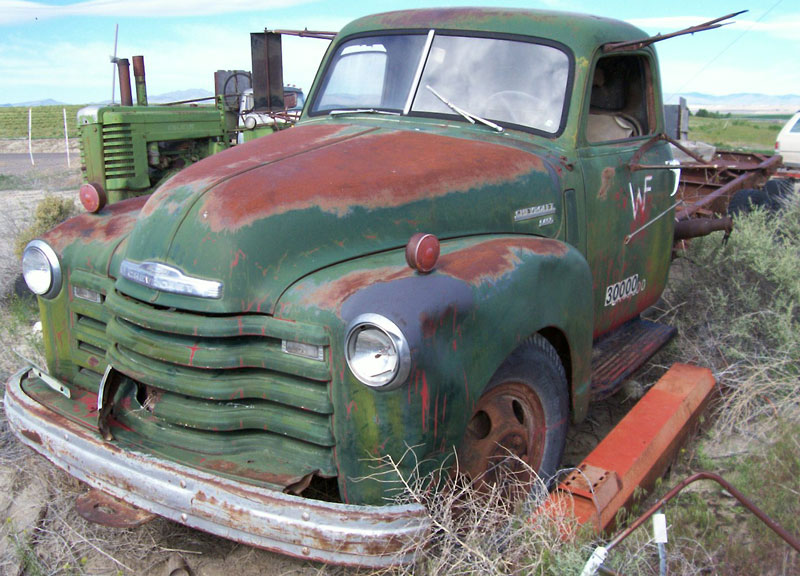 1949 Chevrolet Series 6400 Dual Tandem 2 Ton Truck For Sale