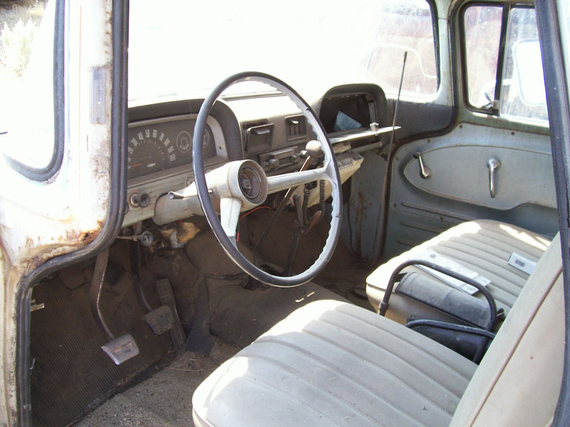 1961 Chevrolet C 30 Apache One Ton Lwb Panel Truck For Sale