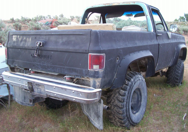 1976 chevrolet custom deluxe 1 2 ton 4x4 pickup truck for sale. Black Bedroom Furniture Sets. Home Design Ideas