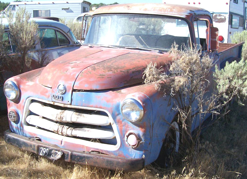 1956 Dodge Series C-3-B 1/2 Ton Pickup Truck For Sale