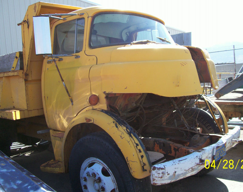 1959 Dodge Series 700 Coe Cab Over Engine Dump Truck For Sale