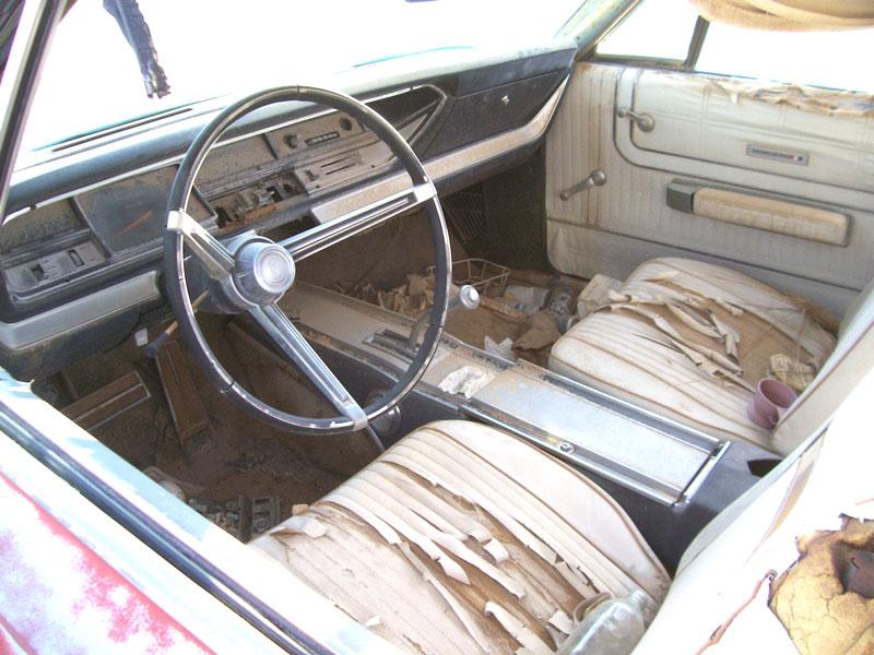 1967 Plymouth Sport Fury 2 Door Hardtop For Sale