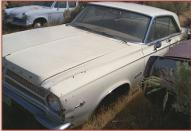 1965 Plymouth Belvedere Satellite 2 Door Hardtop 383 V-8 For Sale left front view