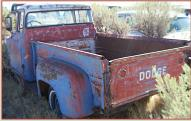 1956 Dodge Series C-3-B 1/2 Ton Pickup Truck left rear view