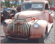 1941 Chevrolet Model AK Light Delivery 1/2 Ton Pickup Truck For Sale left front view