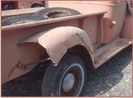 1941 Chevrolet Model AK Light Delivery 1/2 Ton Pickup Truck For Sale right rear view