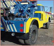 1956 Chevrolet Holmes 4X4 Off-Road Wrecker Tow Truck right rear view