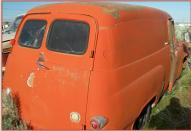 1956 Dodge Series C-3-B 1/2 Ton Town Panel Truck For Sale $5,000 right rear view