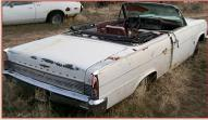 1965 Rambler Ambassador 990 Convertible For Sale $4,000 right rear view