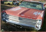1967 Plymouth Sport Fury 2 Door Hardtop For Sale $4,500 left front view