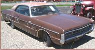 1971 Plymouth Sport Fury 2 Door Hardtop For Sale $3,000 left front view