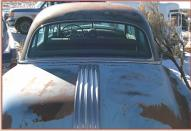 1952 Pontiac Chieftain 4 Door Sedan For Sale $4,000 rear view