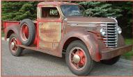1949 Diamond T Model 201 One Ton Pickup Truck For Sale $27,000 right front view